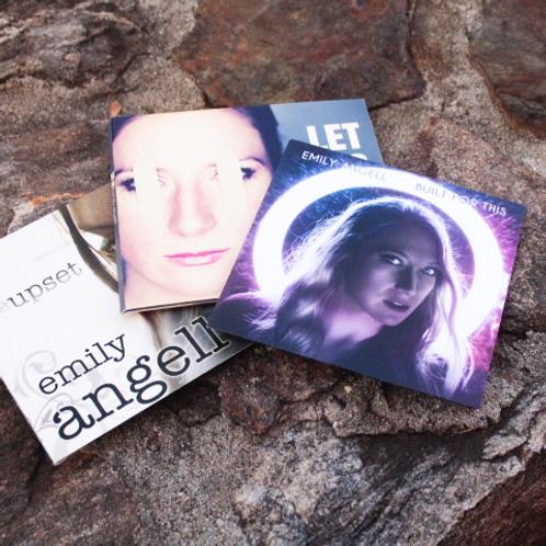 Emily Angell | CD Tri-Pack