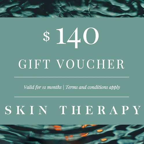 Skin Therapy Voucher