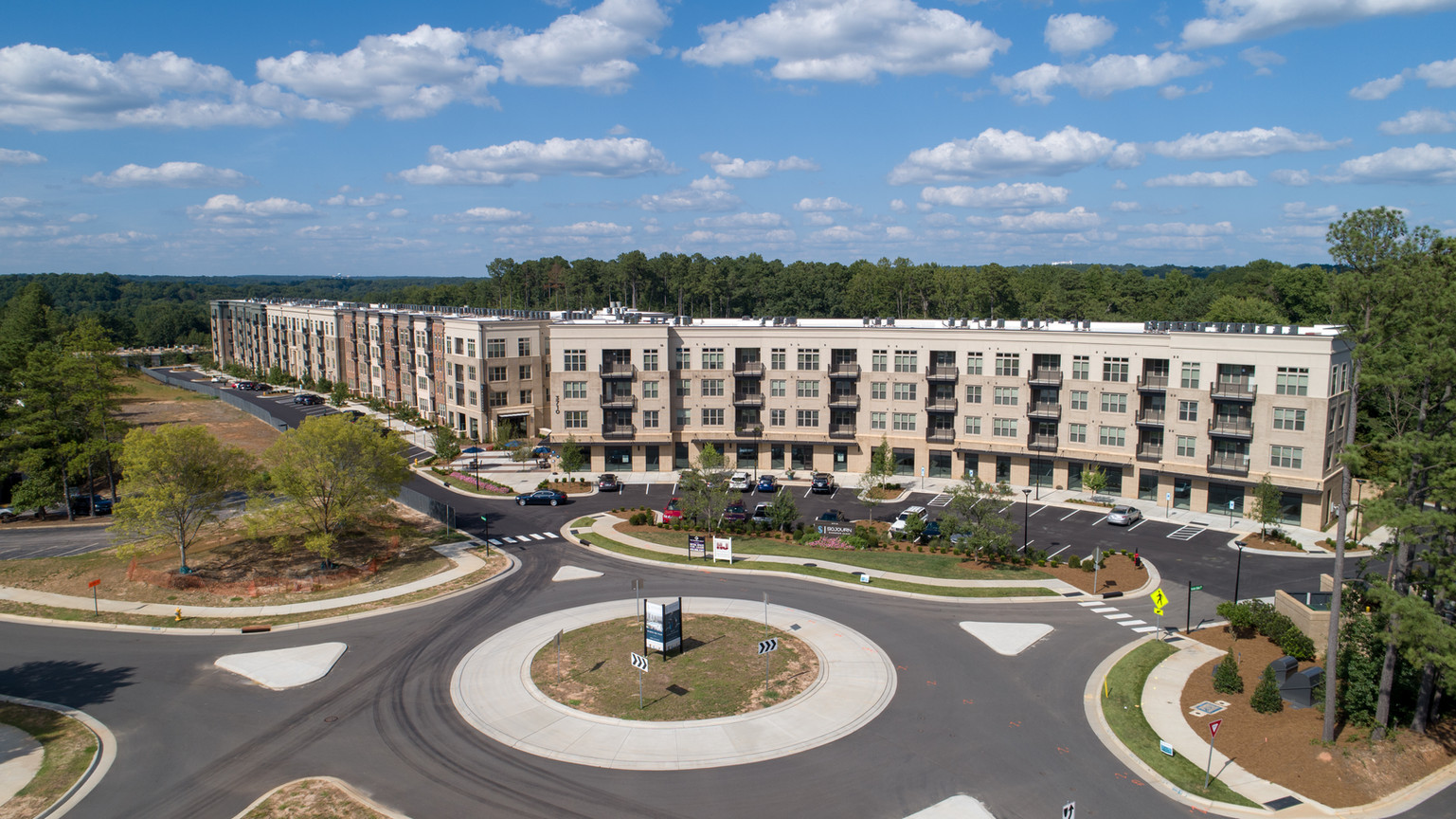 Sojourn Apartment Complex