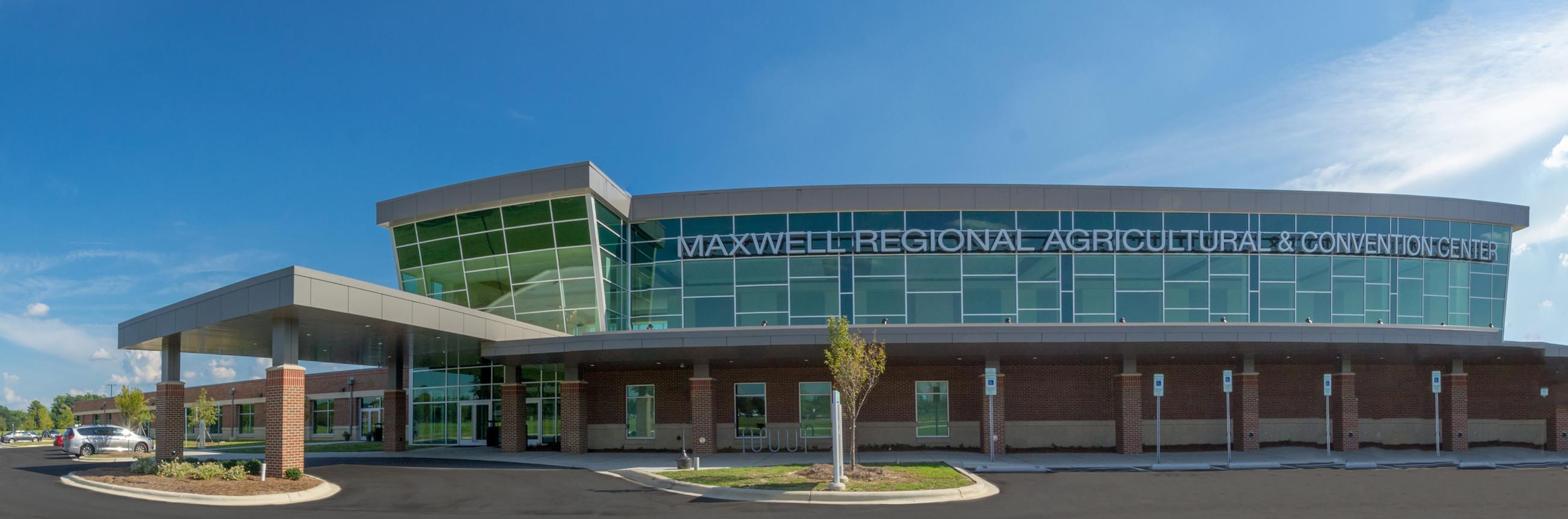 Maxwell Center Panorama
