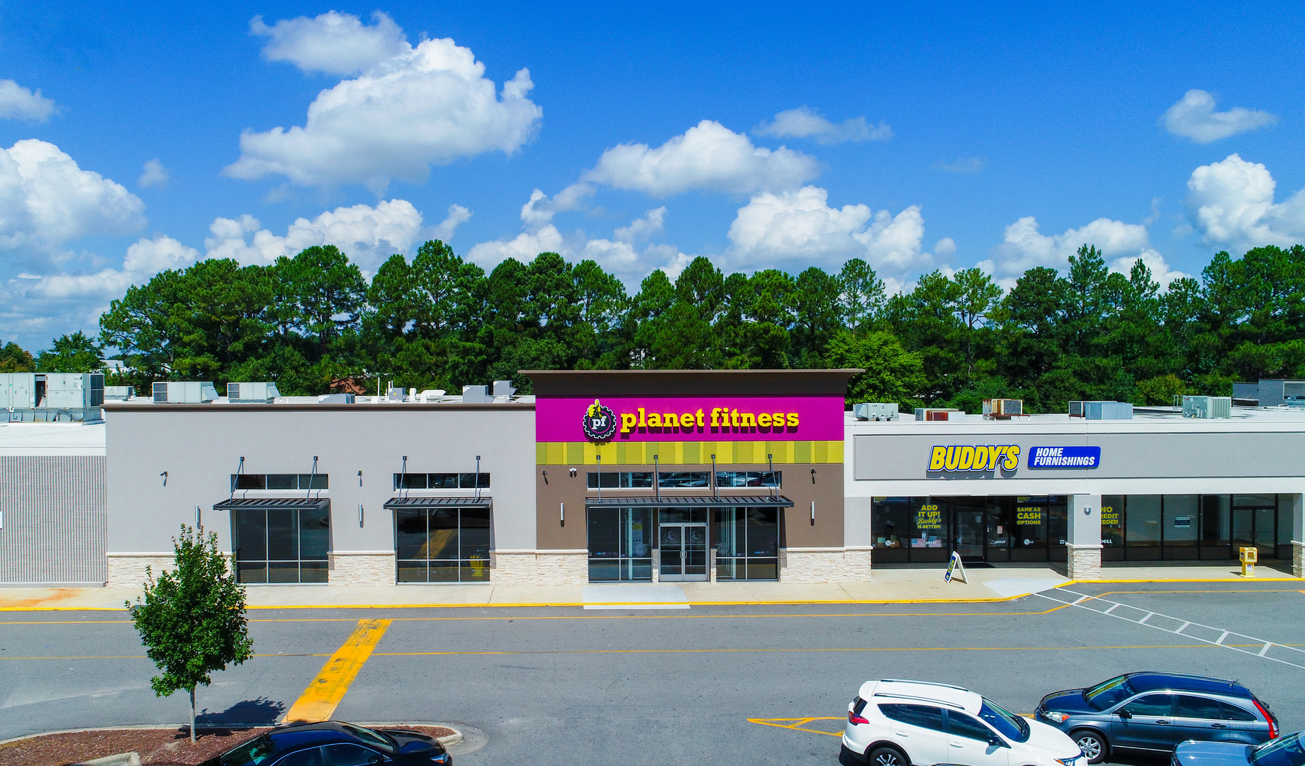 Planet FItness High