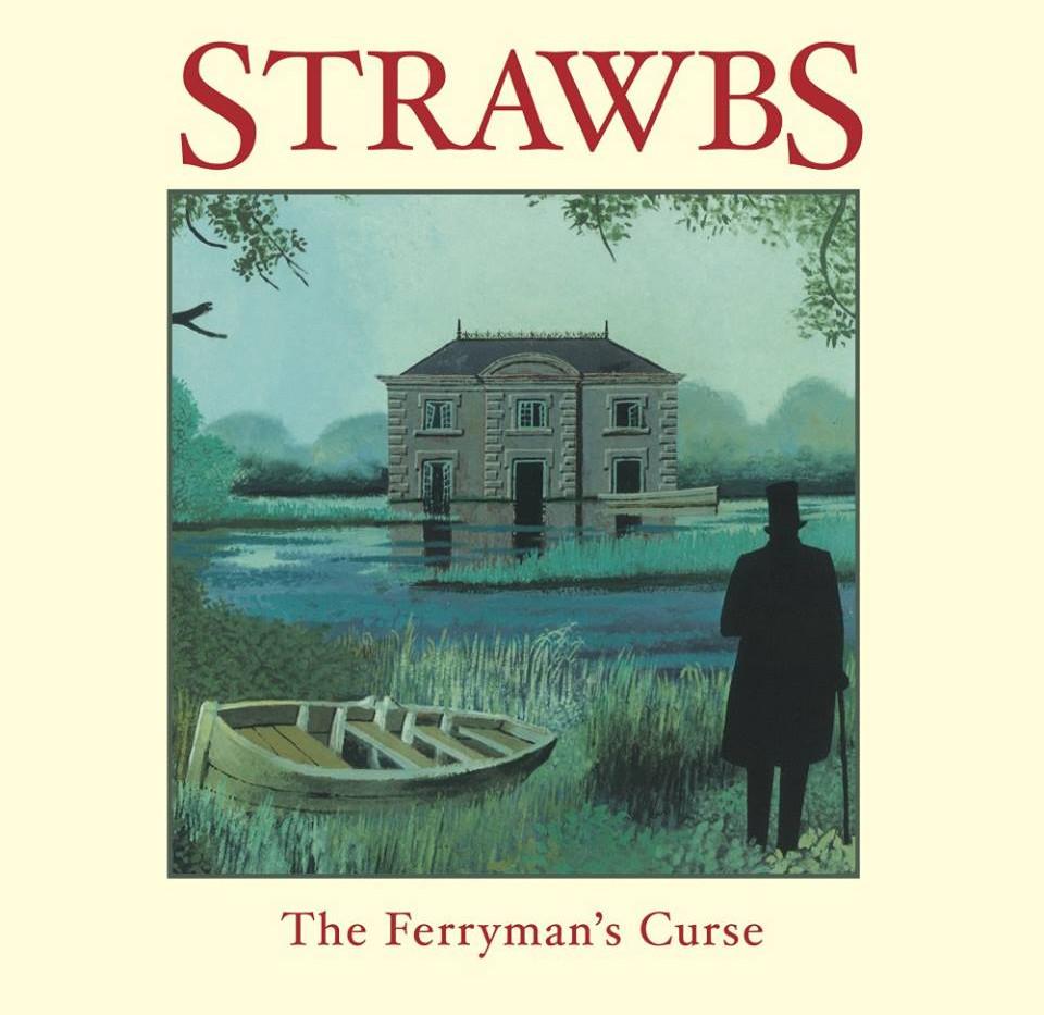 Ferryman's Curse CD cover