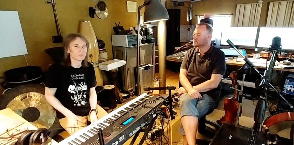 Studio, July 2018