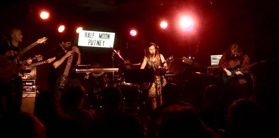 Half Moon, London, 9/16