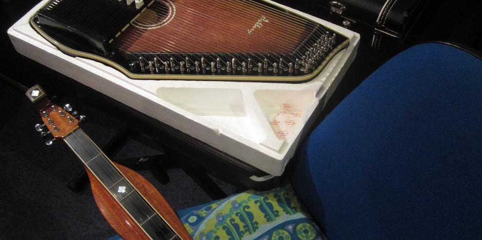 Dave Cousins Instruments, Open Sky Studio