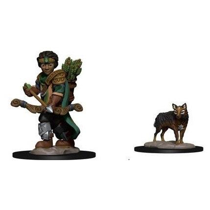 Boy Ranger / Wolf