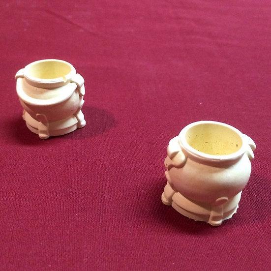 2 cauldrons