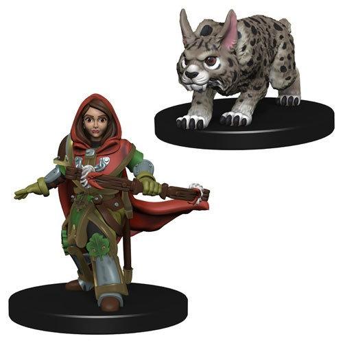 Girl Ranger / Lynx