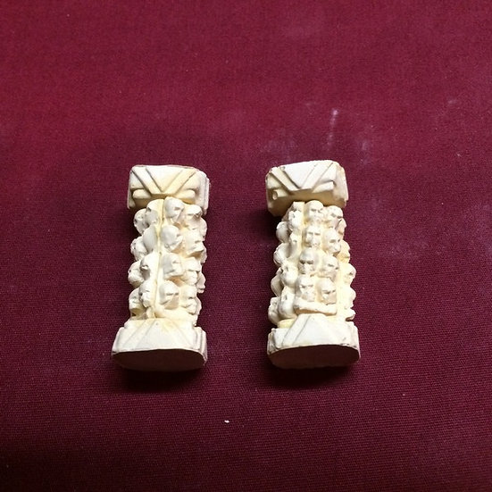 Skull Pillars (2)