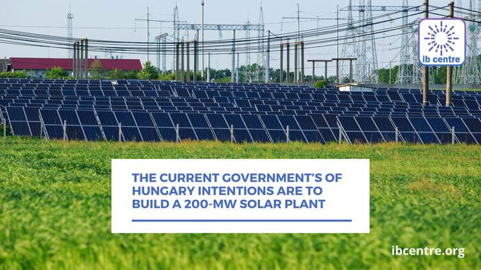 Hungary Has a Plan of Transition from Coal to Solar Plants by 2025 for Faster Coal Exit