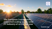 The European Solar Initiative (ESI) Is Launched by SolarPower Europe and EIT InnoEnergy