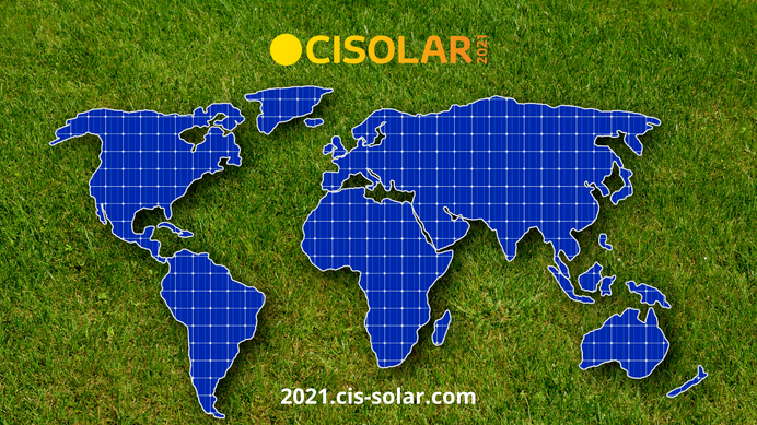 CISOLAR 2021: $80 Billion Investments in Solar Energy Projects May Exceed Globally in 2021