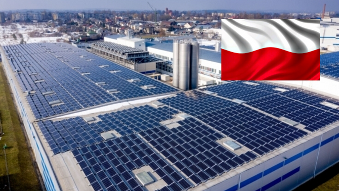 PV capacity in Poland reached 1.83 GW