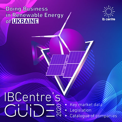 DOING BUSINESS IN RENEWABLE ENERGY OF UKRAINE