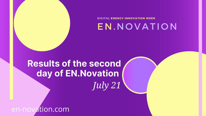 Sustainable future equal solar energy - results of the 2d day of EN.Novation