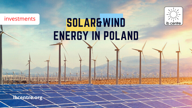 The RP Global Company Is Optimistic about Development of Solar and Wind Energy Projects in Poland