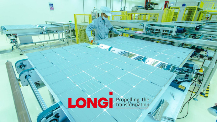 7 Leading Photovoltaic Companies Establish The New M10 Silicon Wafer