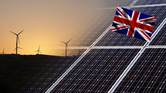 The UK has become more attractive to renewable energy investors