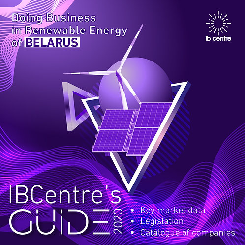 DOING BUSINESS IN RENEWABLE ENERGY OF BELARUS