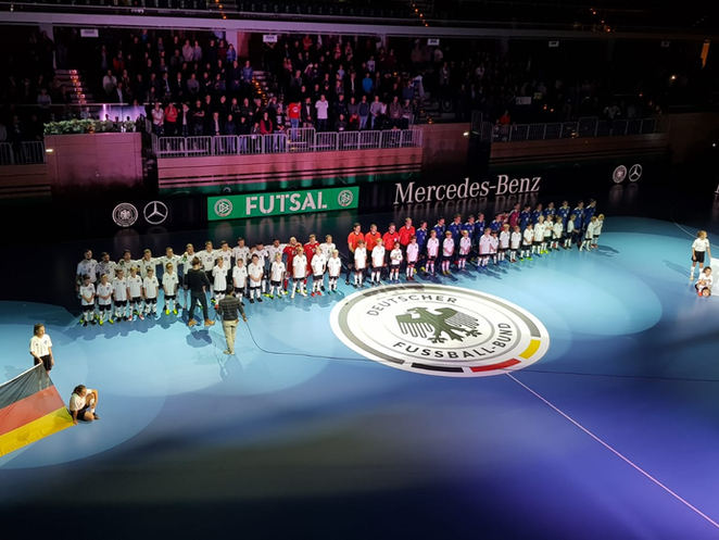 DFB Futsal-Nationalmannschaft