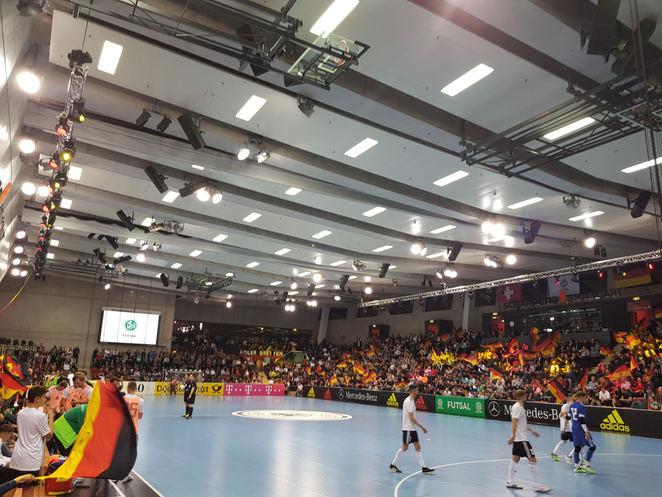 DFB-Futsal-Länderspiel