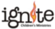 Ignite Children's Ministry Logo
