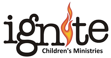 Ignite Children's Ministry Logo