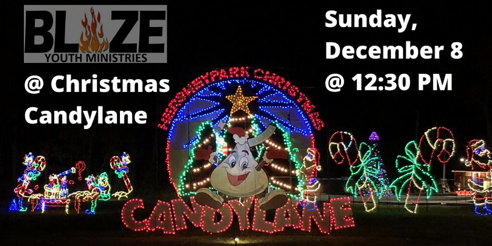 BLAZE Youth @ Christmas Candylane
