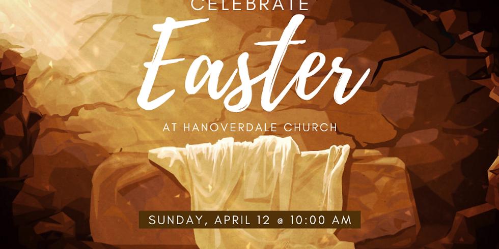 CANCELED-Easter Worship 2020