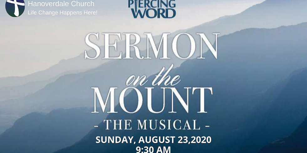 Piercing Word: The Sermon on the Mount