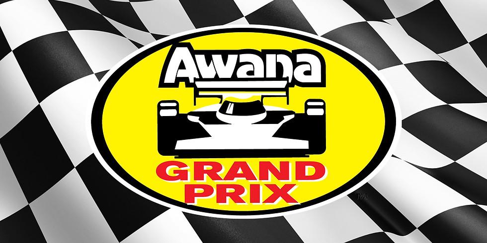 CANCELED AWANA Grand Prix Work Day 1