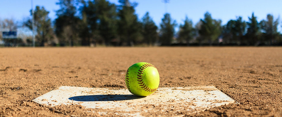bigstock-Softball-In-A-Softball-Field-I-
