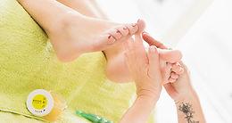 Fussreflexpunkt-Massage nach TCM