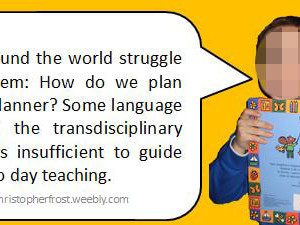 How Do We Plan Language on a PYP Planner?