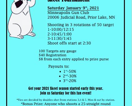 2nd Annual Polar Bear fun shoot