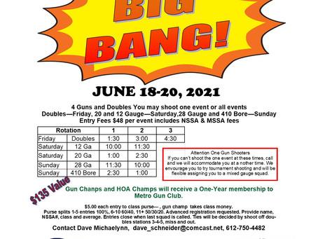 Big Bang Shoot at Metro Gun Club