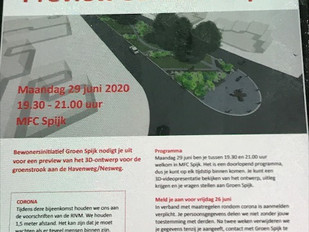 Project Groen Spijk