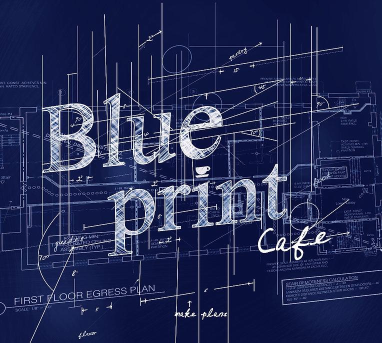 blueprint cafe lounge
