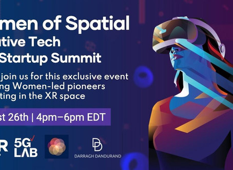 The Choice at Women of Spatial: A Creative Tech and Startup Summit