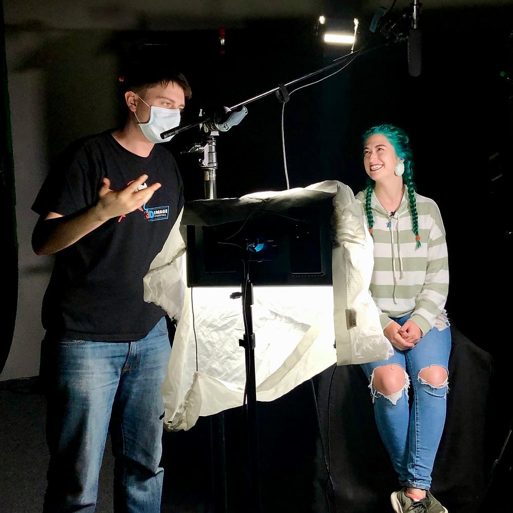 Interviewing Kristen