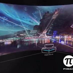 "Tribe of Pan at VRTO Presents PIMAX's ""VR 2.0 - In Dreams We Live"" Canada Debut +"