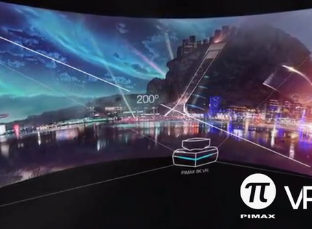 """Tribe of Pan and The Choice VR at VRTO Presents PIMAX's """"VR 2.0 - In Dreams We Live"""" Canada Debut +"""