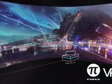 "Tribe of Pan and The Choice VR at VRTO Presents PIMAX's ""VR 2.0 - In Dreams We Live"" Canada Debut +"