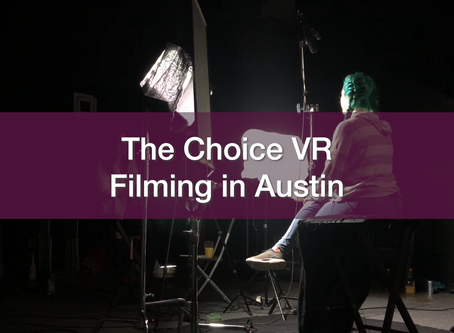 Our Austin Adventure - A cancelled SXSW, filming interviews and a small global pandemic