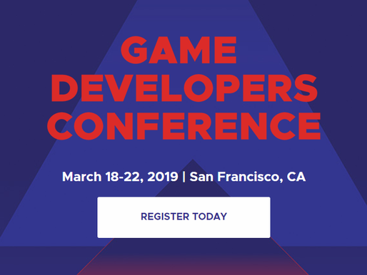 Tribe of Pan @ Games Developer Conference March 18-22