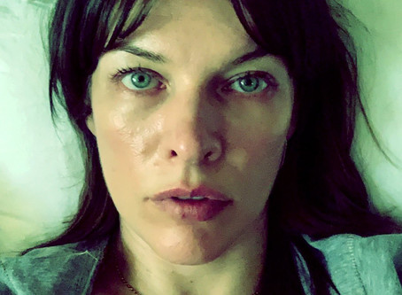 Milla Jovovich: I don't like to get political and I try to only do it if a really have to