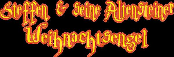 Logo Steffen & seine Altensteiner Weihna