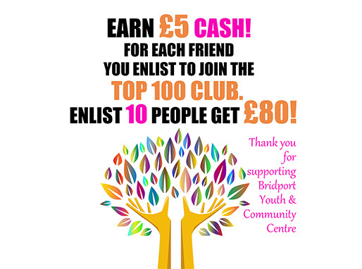 GET UP TO £80 WITH TOP 100 CLUB!