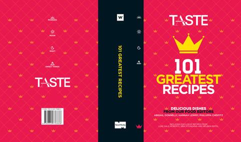 101 Greatest Recipes