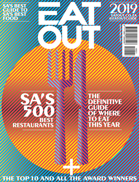 Eat Out Cover Design